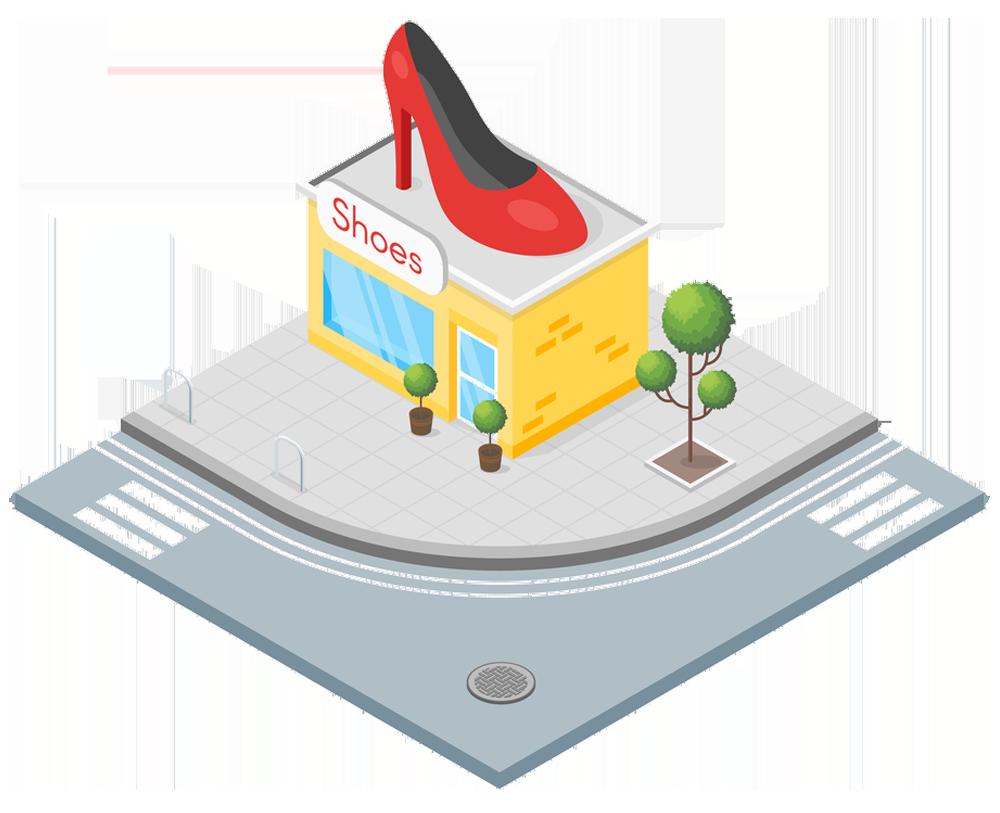 علی ویترین: خرید و فروش عمده کفش