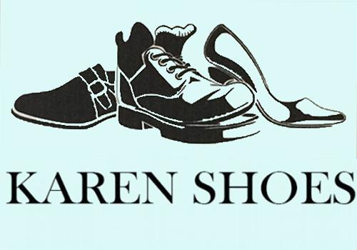 کفش کارن