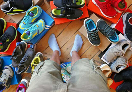 چه کفشی برای ایستادن مناسب است؟